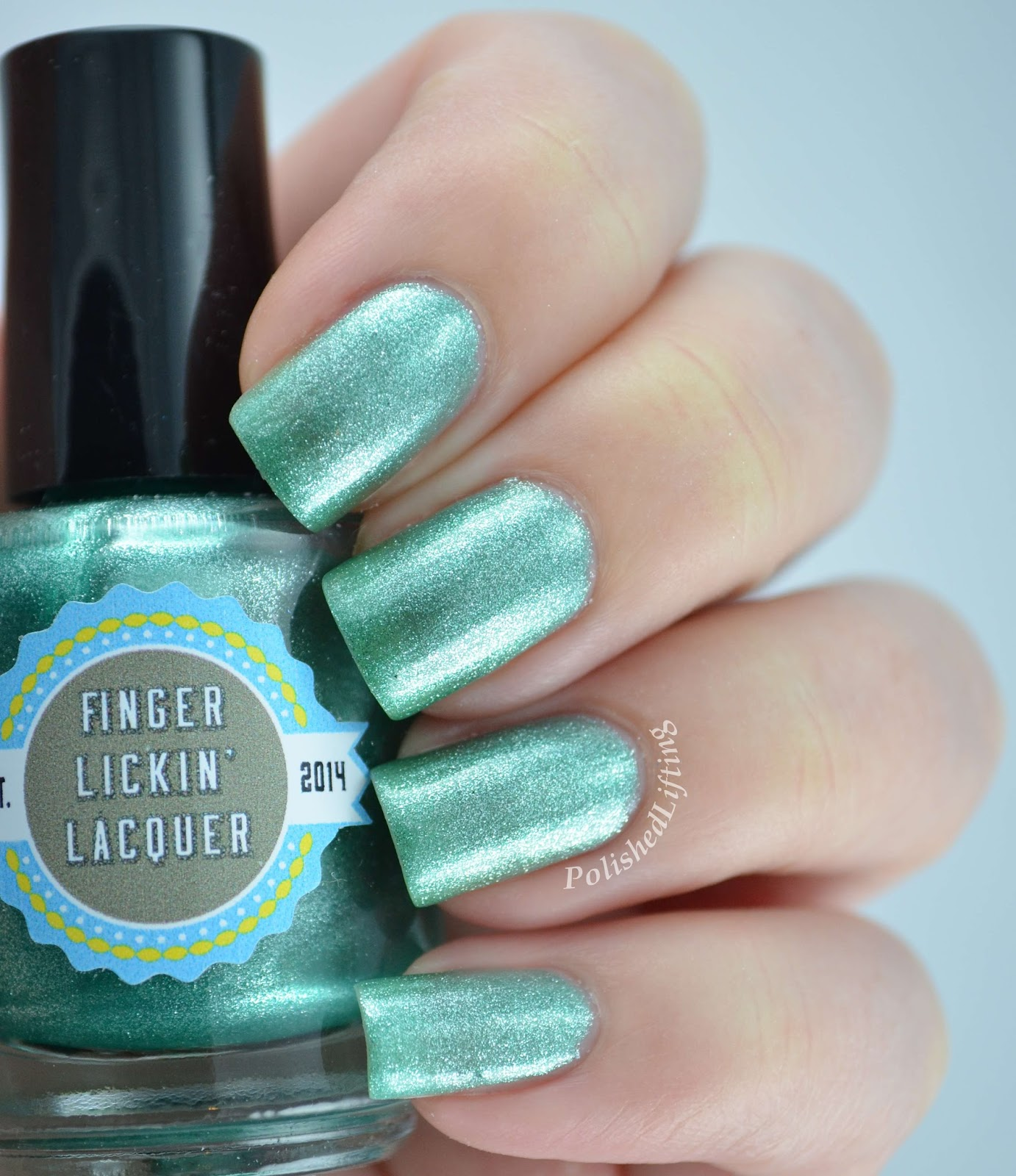 Finger Lickin' Lacquer Chrome for the Holidays