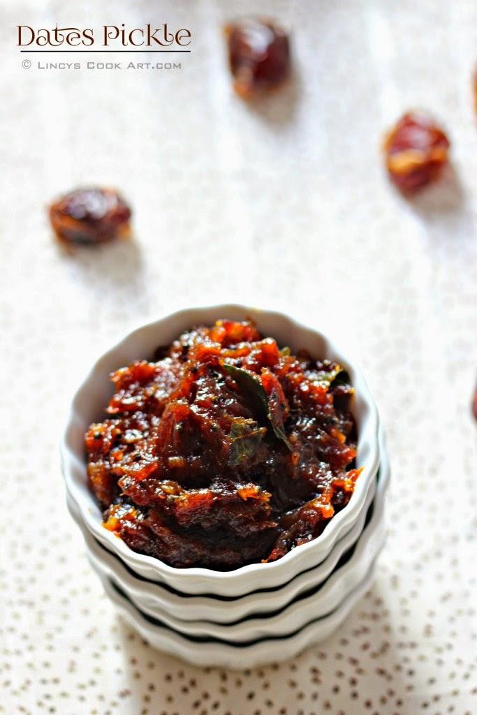 Kerala Dates Pickle