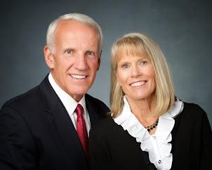 President & Sister Bunnell
