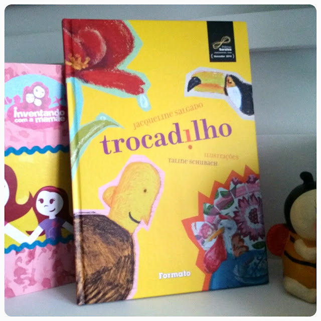 Livro Trocadilho
