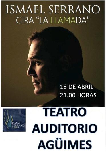 Ismael Serrano - Gira La Llamada
