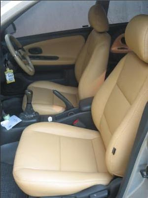 Driving With Luxurious Comfort