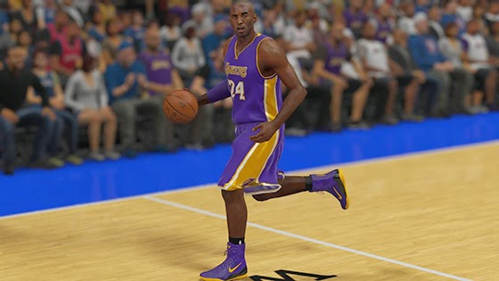 Download NBA 2K15 Roster Update PC