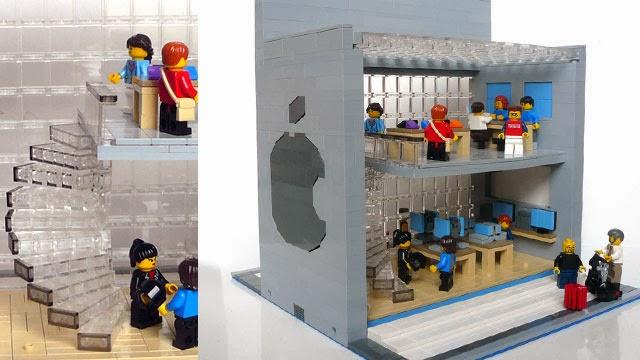 Apple Akuisisi Perusahaan Layar Hemat Listrik LuxVue Technology