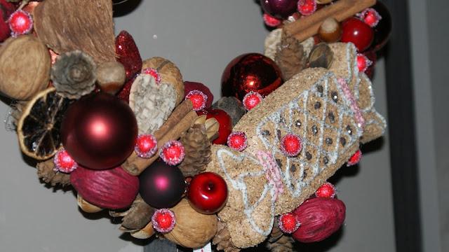 wianek na Boże Narodzenie