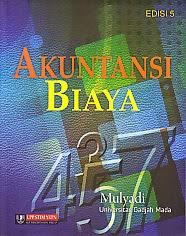 toko buku rahma: buku AKUNTANSI BIAYA, pengarang mulyadi, penerbit UPP STIM YKPN