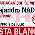 Huracán: Nadur es el presidente electo del Globo