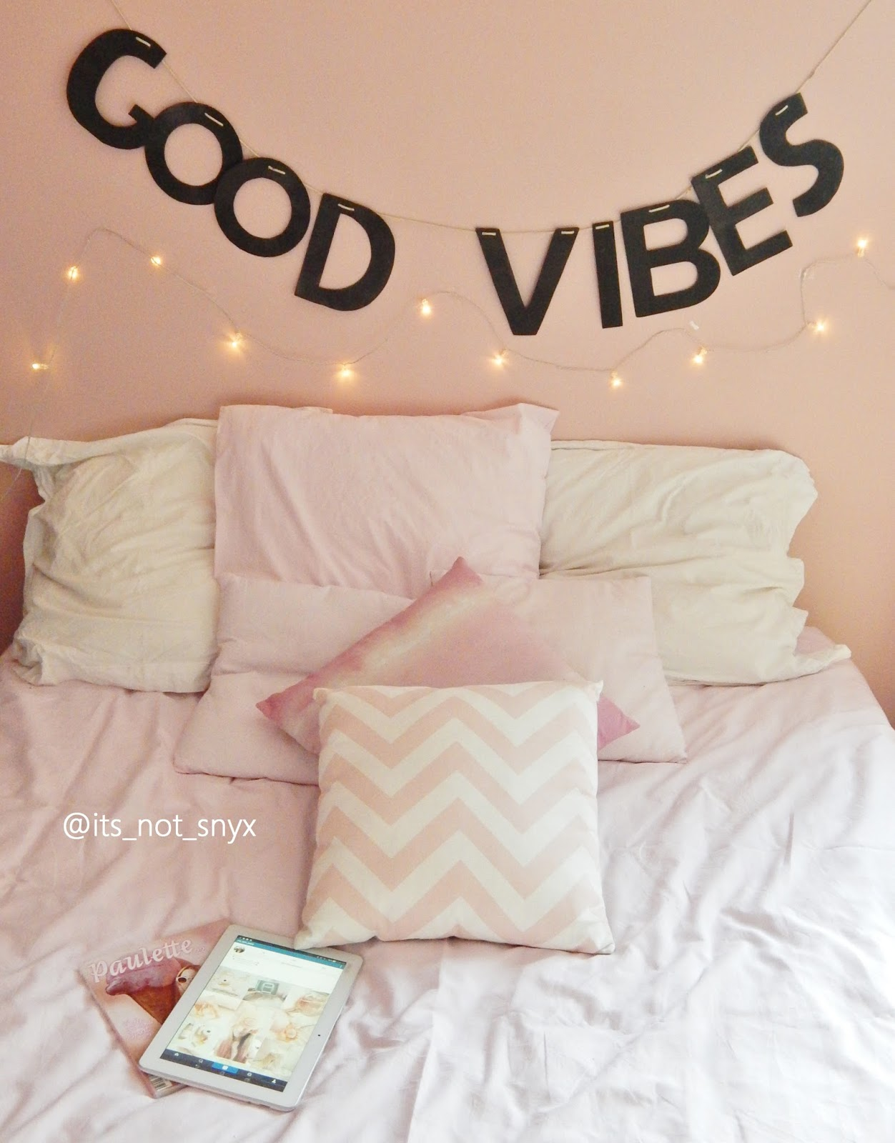 Seven little things to decorate your bedroom
