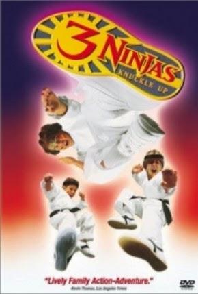 3 Ninjas Em Apuros – Legendado (1995)