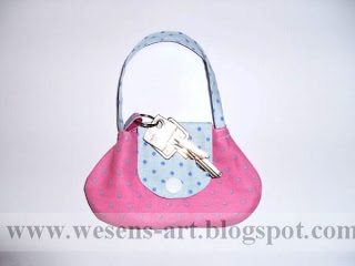 Key purse 11     wesens-art.blogspot.com