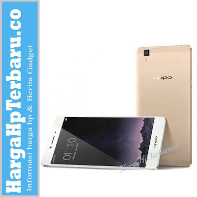 Oppo Luncurkan Ponsel Android RAM 4 GB