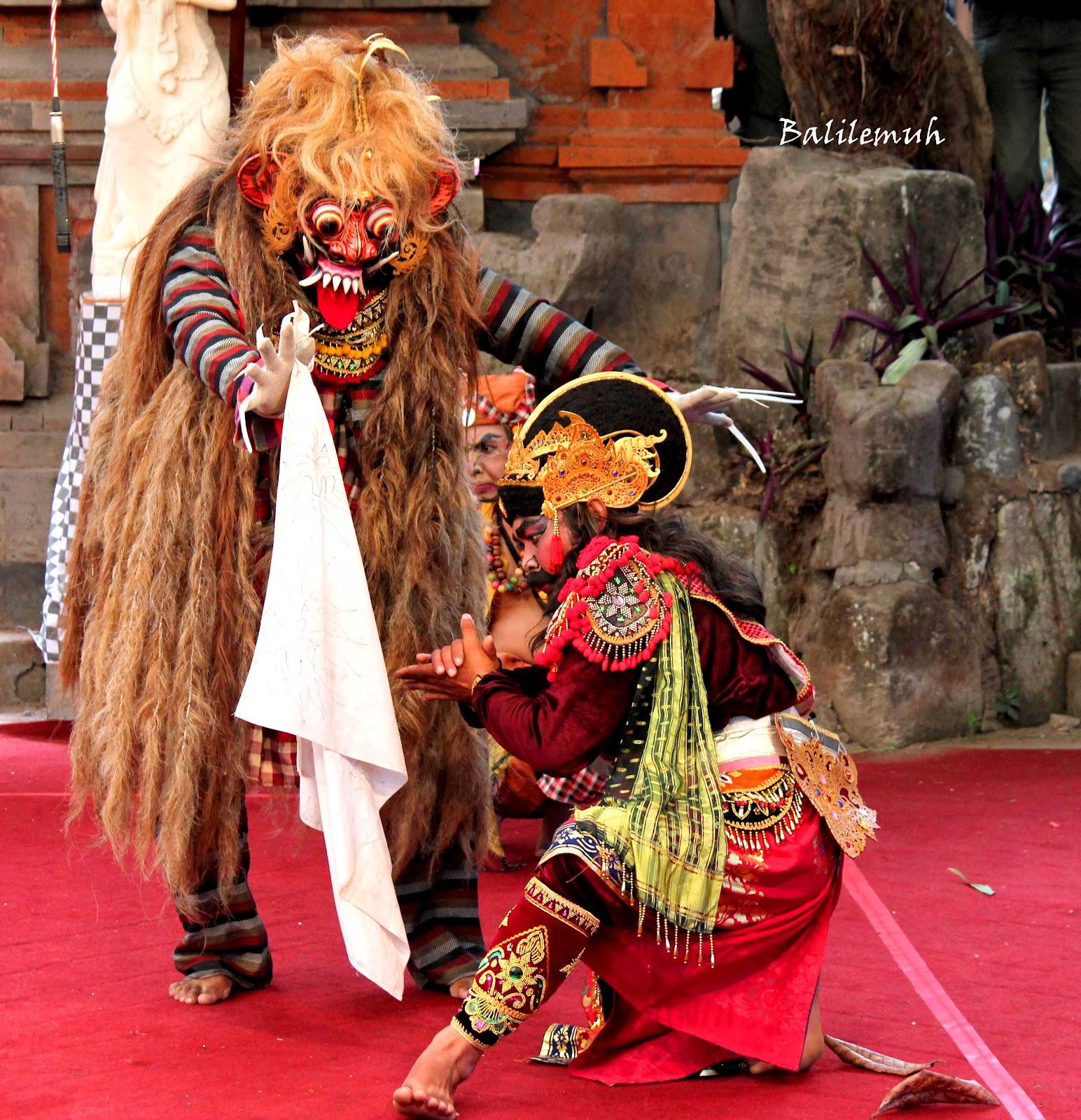 Bali Lemuh (Foto Hiburan, Seni dan Budaya Bali)