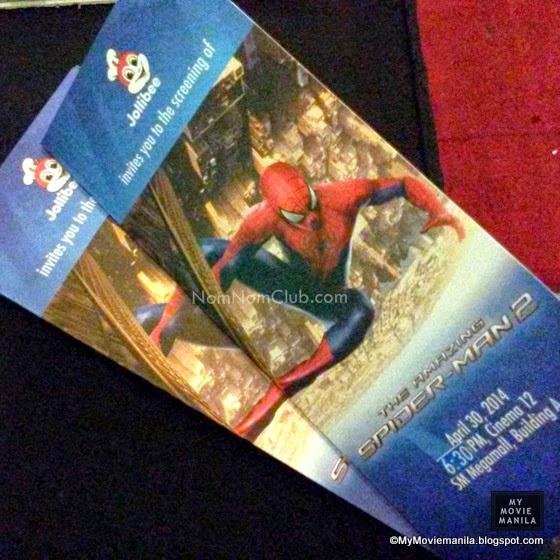 Jollibee & Spider-Man