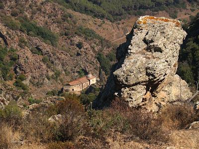 Elba: Santuario della Madonna di Monserrato