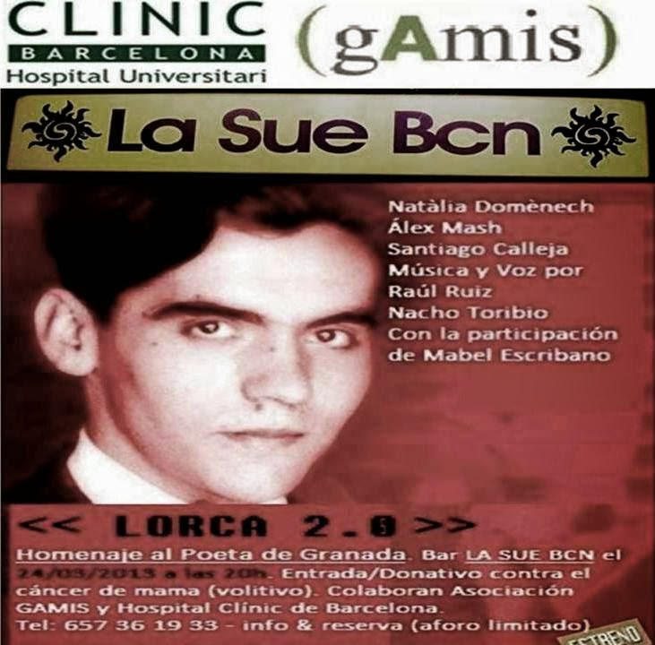 LA SUE Y LORCA