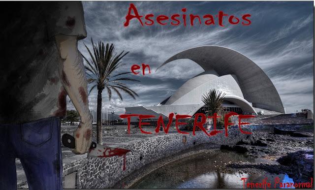 Asesinatos en Tenerife