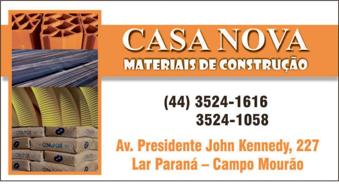 Depósito Materiais de Construção