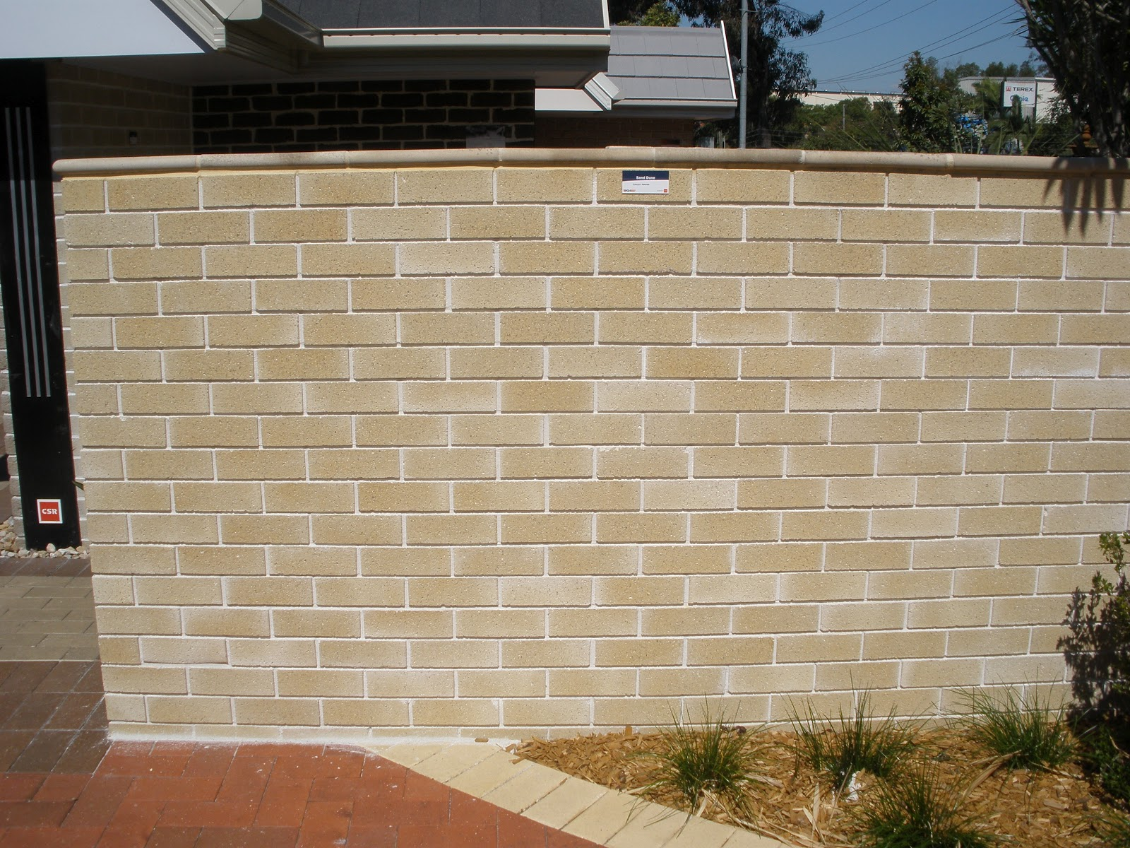 Building our dream home in beautiful brissy brick selection for Brick selection for houses