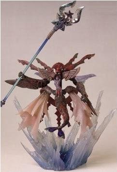 Final Fantasy Master Creatures Series 2 Mateus the Corrupt PVC Figure Kotobukiya