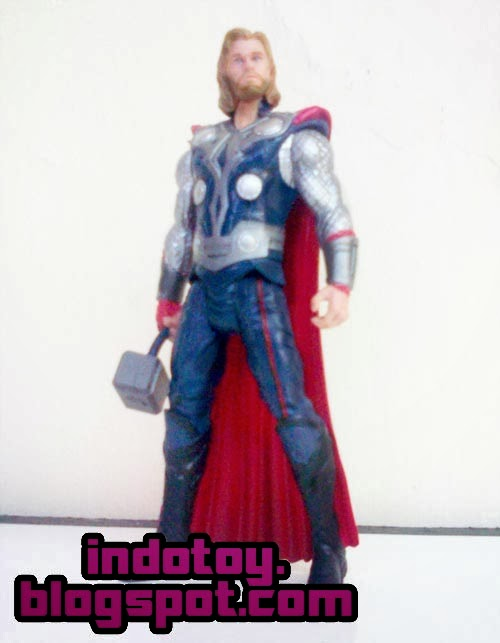 Jual Acrion Figure The Mighty Thor (the Avengers Movie Version)