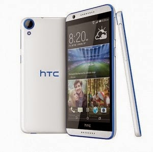 eBay: Buy HTC Desire 820Q Dual Sim with flip cover at Rs. 19341