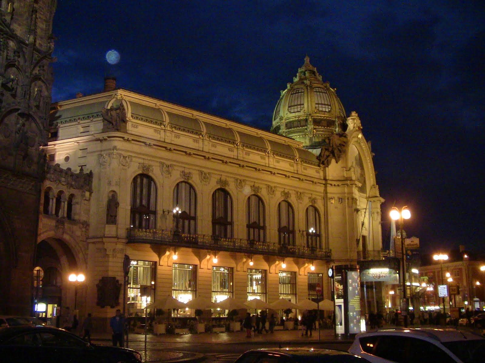 le palais municipal de la capitale