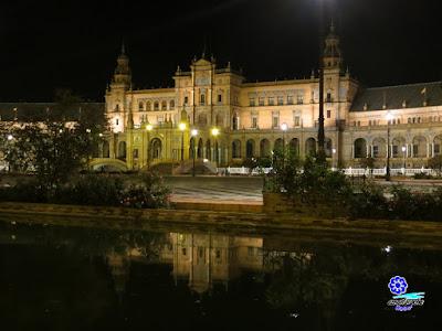 Sevilla - Plaza de España - Aníbal González - 05