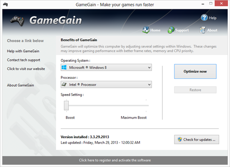 GameGain 3