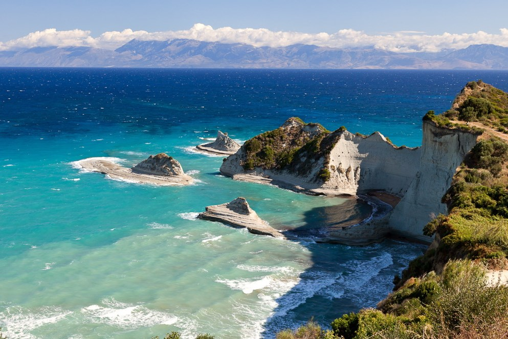 Lets travel the world!: The cosmopolitan island of Corfu ...