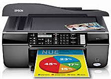 Epson WorkForce 310 Resetter Download