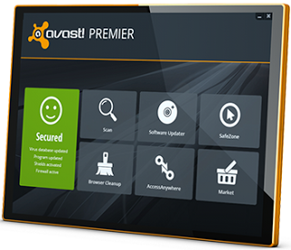 Avast Premier Antivirus 8.0 2013
