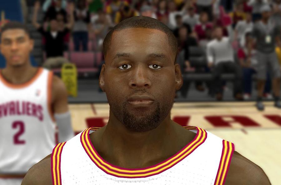 NBA 2K14 Arinze Onuaku Face Mod