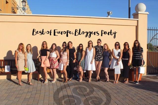 Bloggers Party Las Rozas Village Madrid
