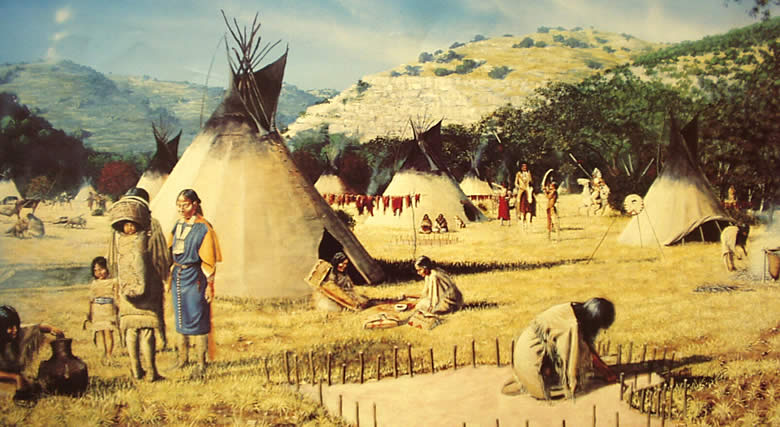 lipan apaches originally a great plains people migrated