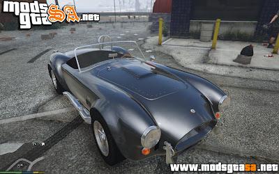 SA - AC Cobra V1.2 para GTA V PC