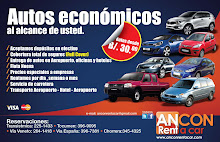 Flyer Ancón Rent a Car