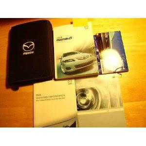 2008 Mazda 3 Owners Manual