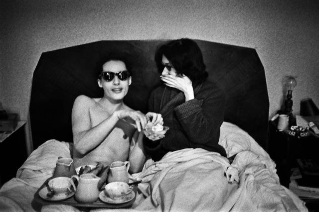 paris ladies of the night circa the �50s and 60s