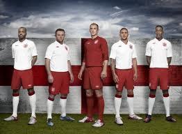 Daftae Squad Inggris untuk Euro 2012