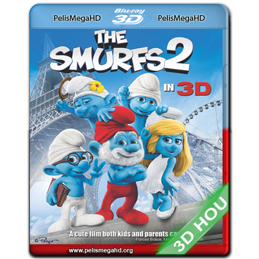 LOS PITUFOS 2 (2013) 3D HALF OU 1080P HD MKV ESPAÑOL LATINO