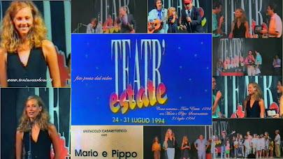 teatr'estate94 - con mario e pippo santonastaso