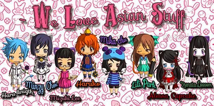 WE LOVE ASIA