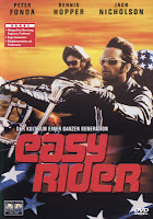 Capa do filme Sem destino (Easy rider)