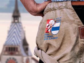 Fête Fédérale de Lutte Suisse Zoug