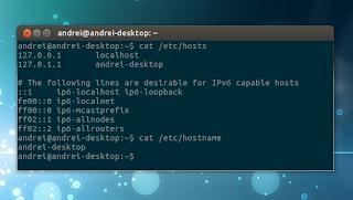 Ubuntu hostname