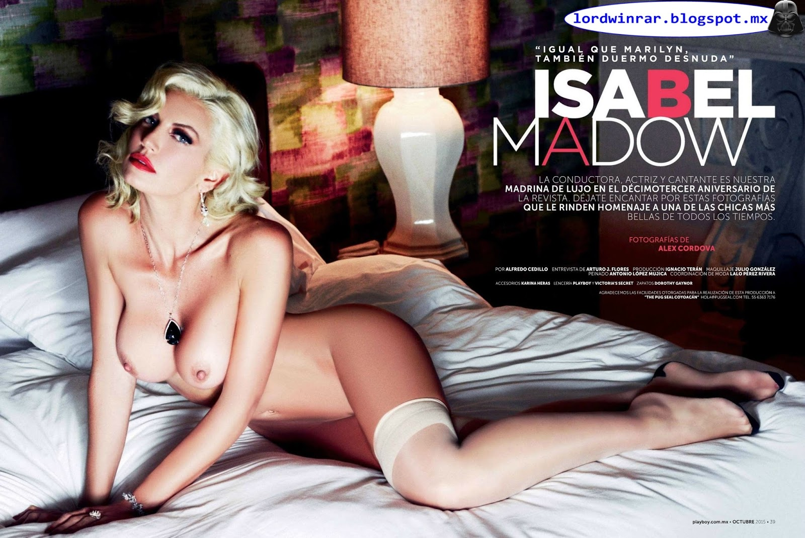 Isabel madow porn video excited too