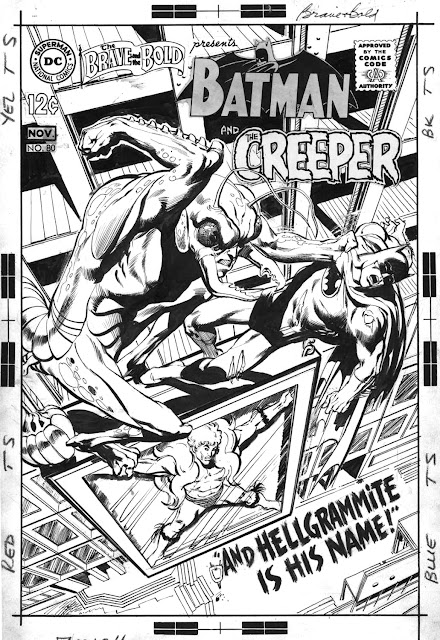 Original Comic Book Cover Art : Bat batman toys and collectibles neal adams