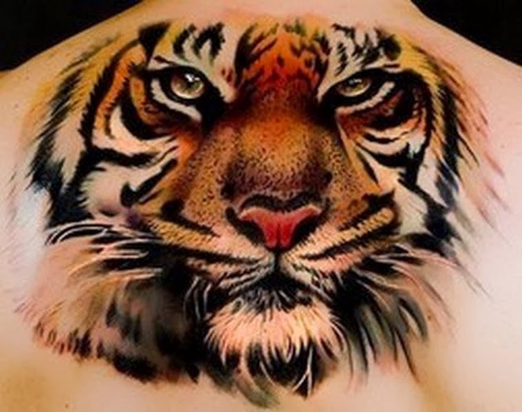 Best Tiger Tattoos (Part 2)