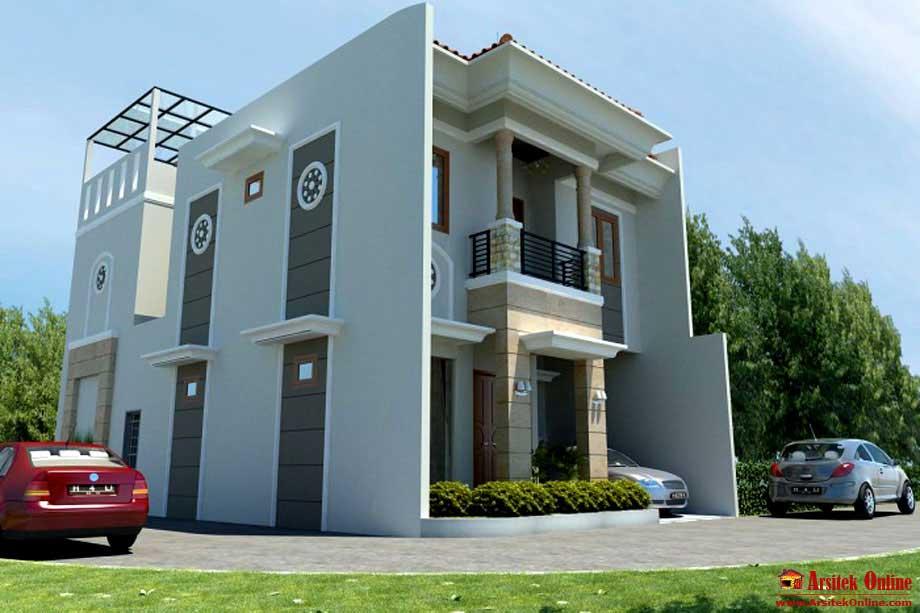 imb rumah arsitek