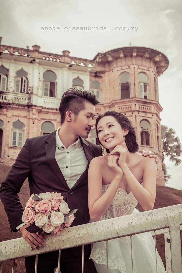 Penang Wedding Dress